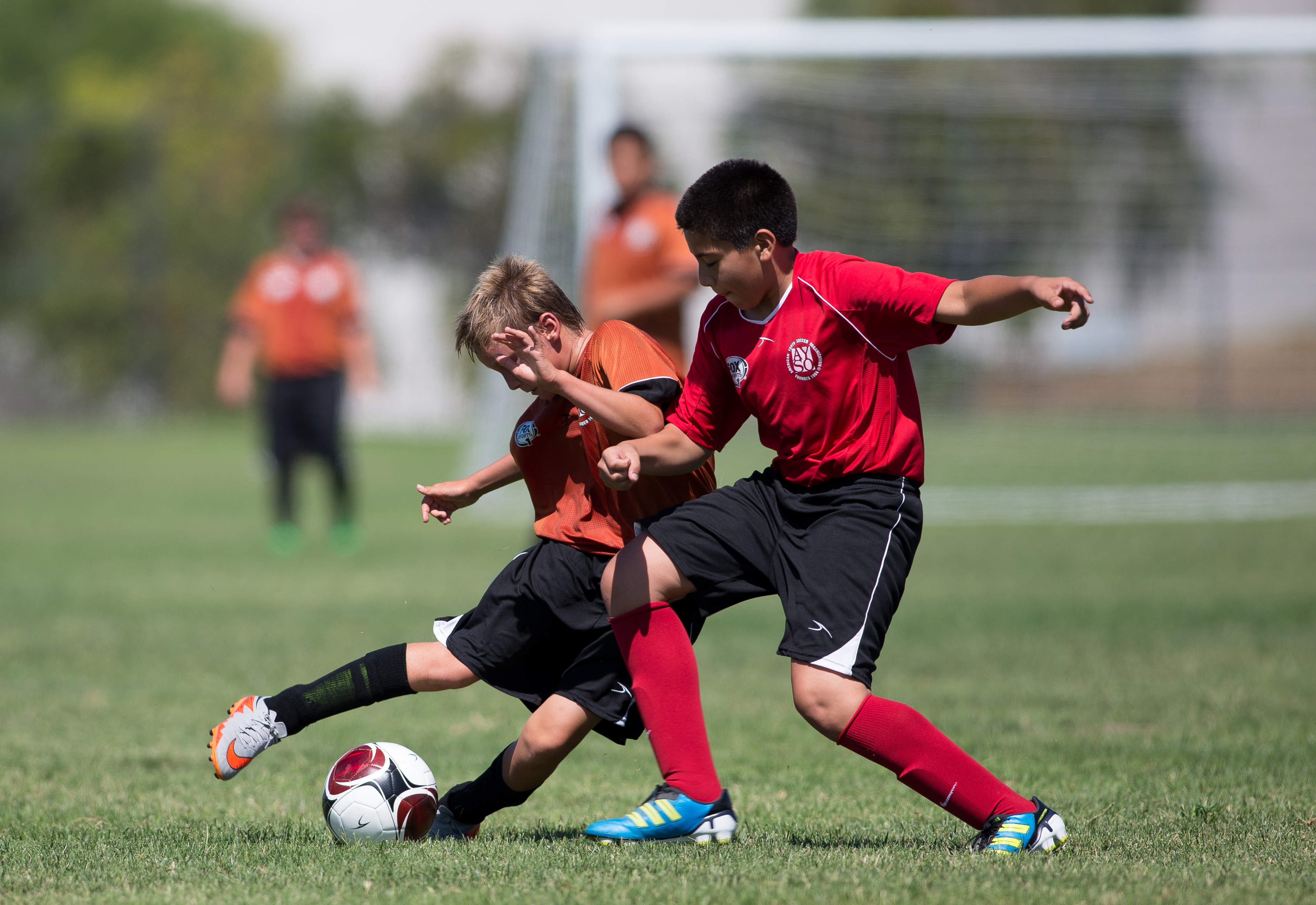 Should Kids Be Allowed To Play Soccer >> Core Ayso